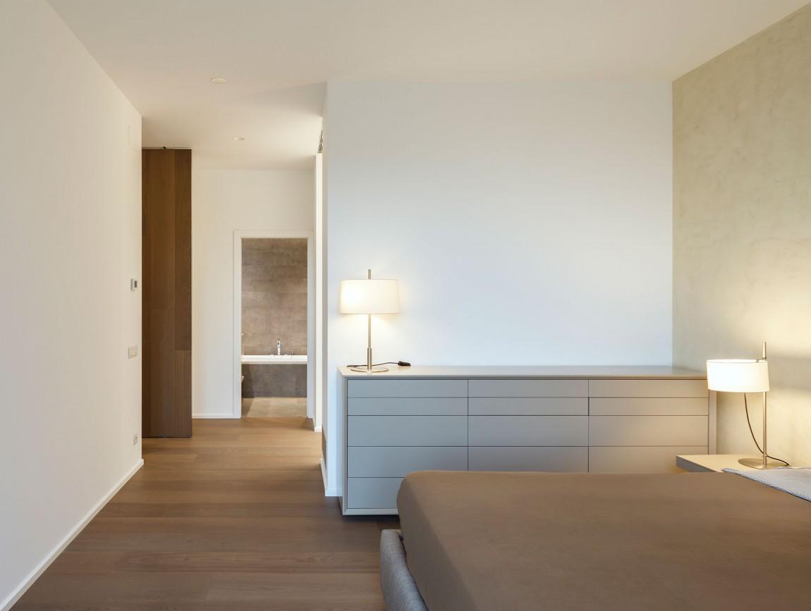 Una camera da letto / Marcela Grassi