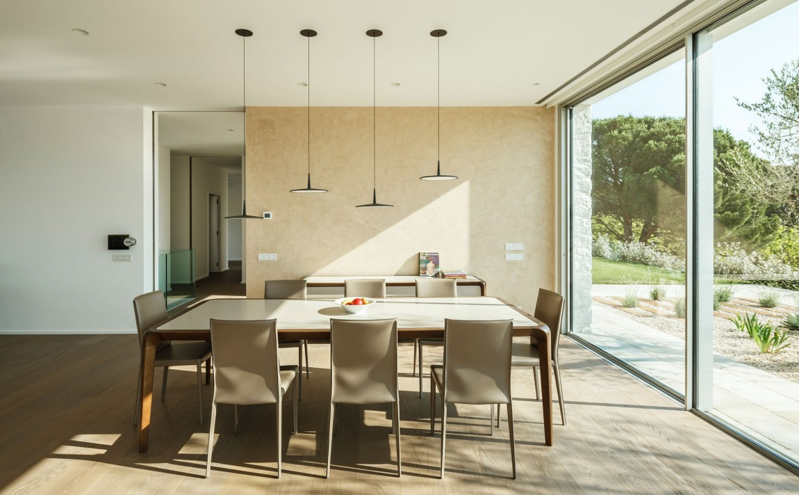 La sala da pranzo / Marcela Grassi