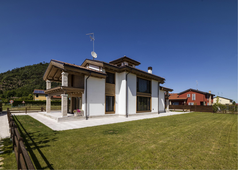 L'immobile si trova in provincia di Padova / Gruppo Rubner