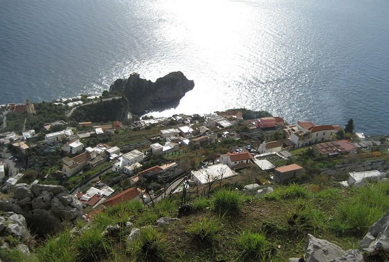 Conca dei Marini (Campania) / Wikimedia commons