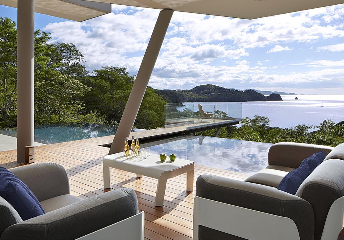 La terrazza con vista / Cañas Arquitectos