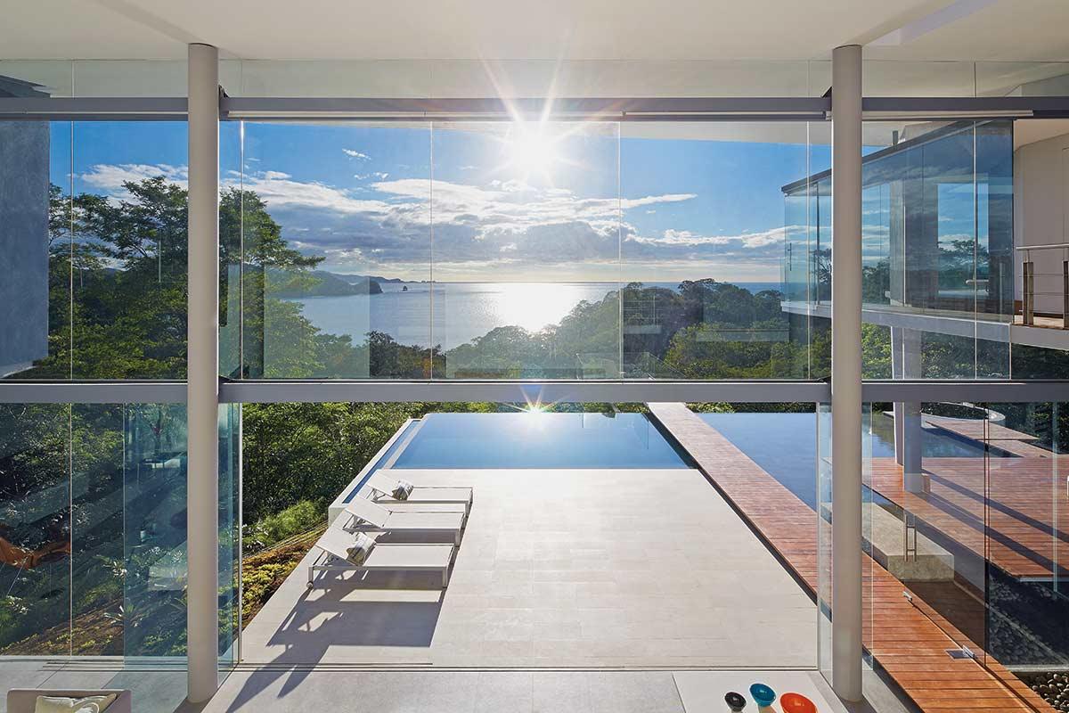 Dall'interno all'esterno / Cañas Arquitectos