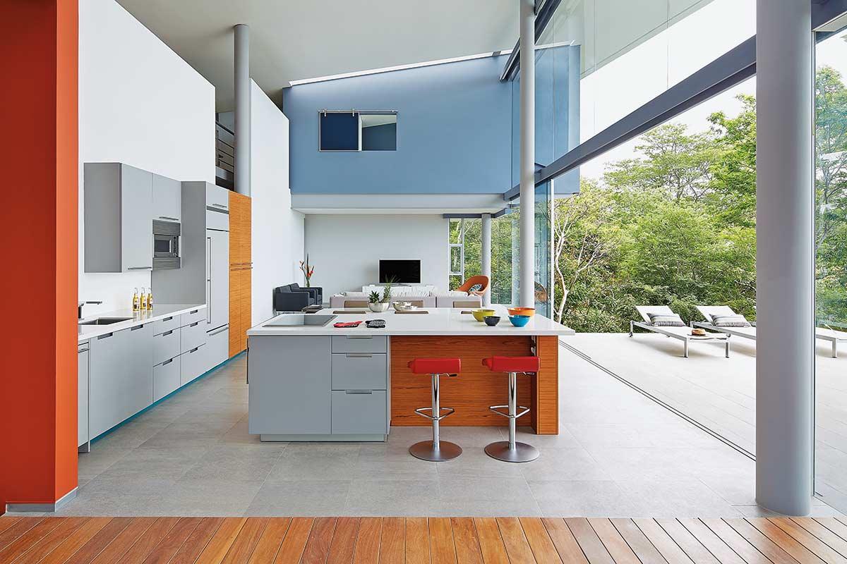 La cucina / Cañas Arquitectos