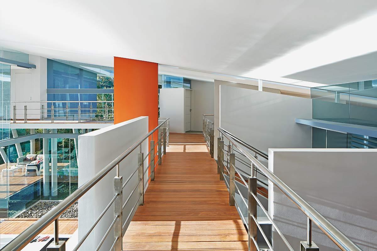 Un particolare interno / Cañas Arquitectos