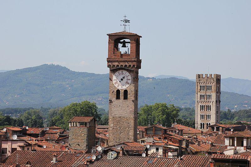Lucca: la Torre delle Ore