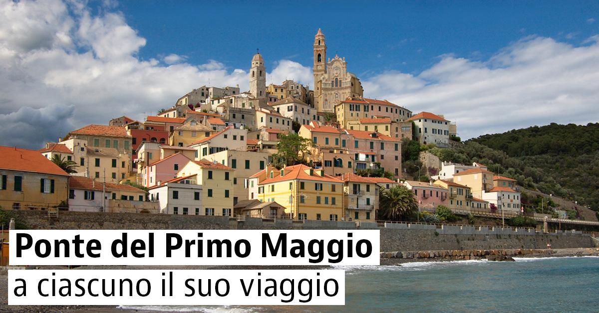 Cosa fare il ponte del Primo Maggio: 4 mete italiane