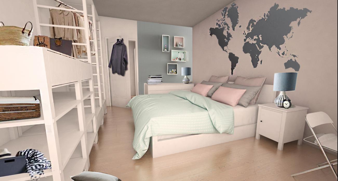 Parete Camera Bordeaux : Colore pareti bordeaux: colore pareti camera da letto bordeaux tende.