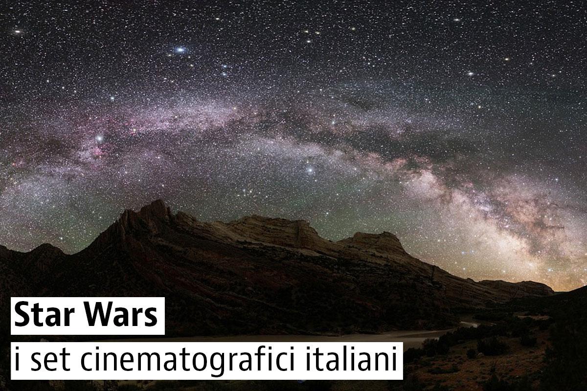 Gli scenari italiani di Star Wars