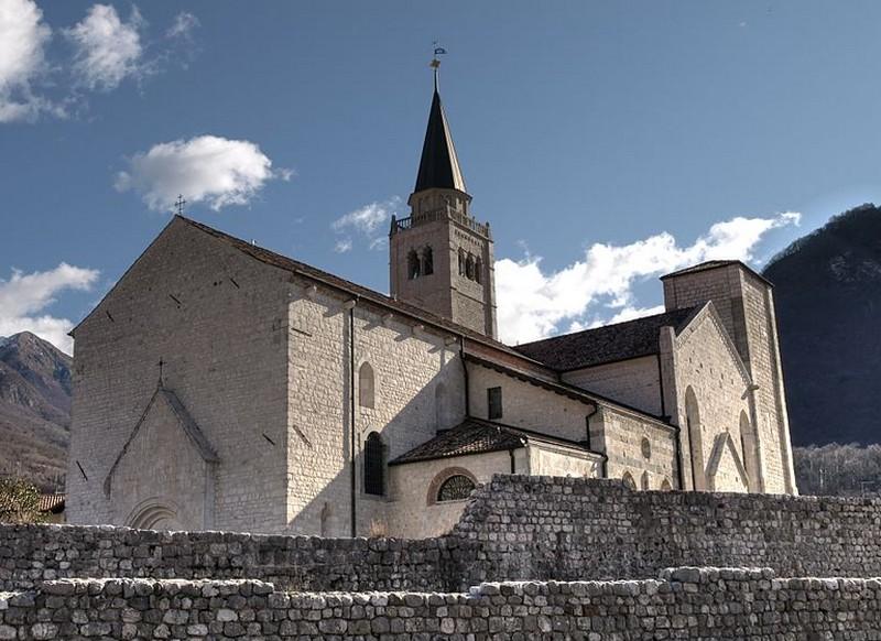 Venzone (Friuli Venezia Giulia) / Wikimedia commons