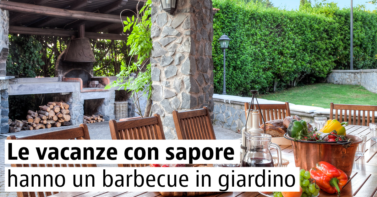Case vacanze con giardino e barbecue idealista news - Case in vendita scandicci con giardino ...