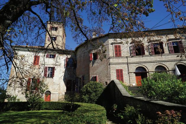 Castello di Robella, Asti