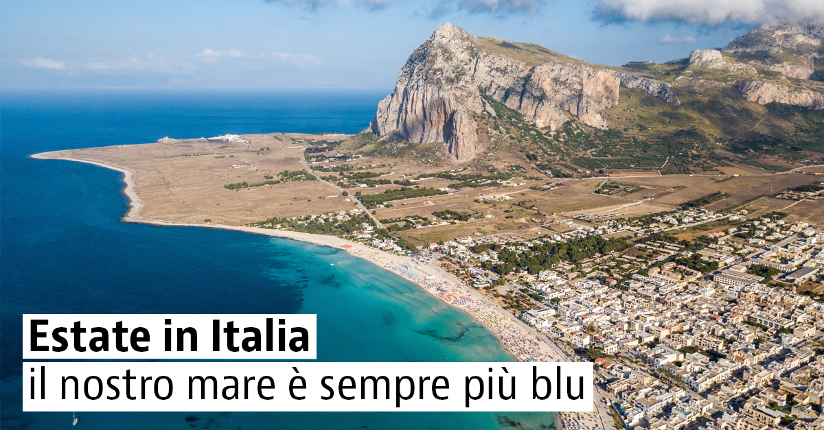 Spiagge Bandiera Blu 2020
