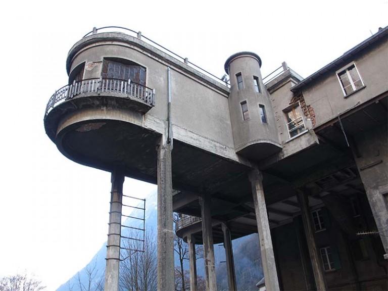 L'immobile è stato fatto costruire dall'industriale francese, Charles Albert Keller / Flickr/Creative commons