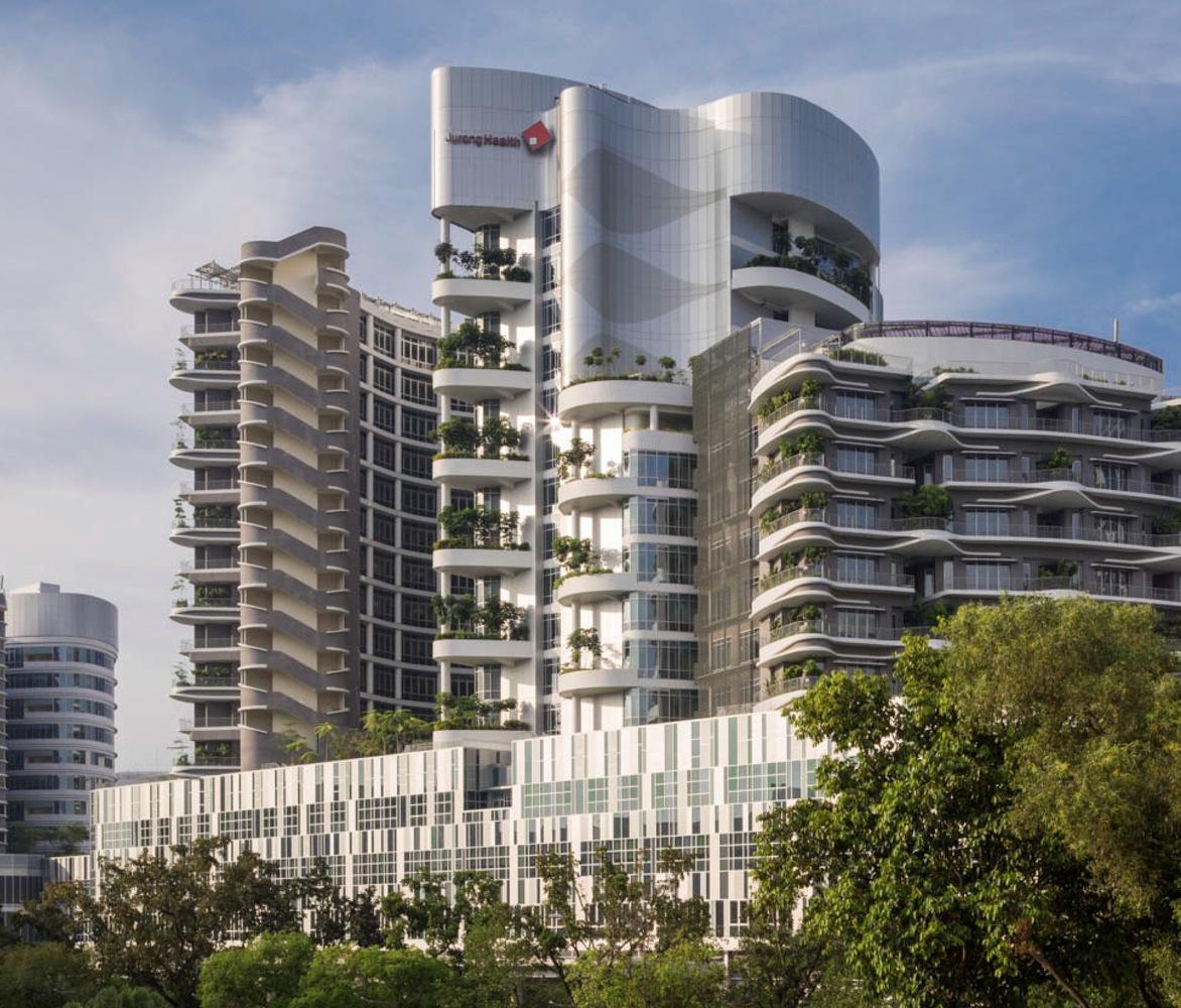 Ng Teng Fong General Hospital (Singapore)