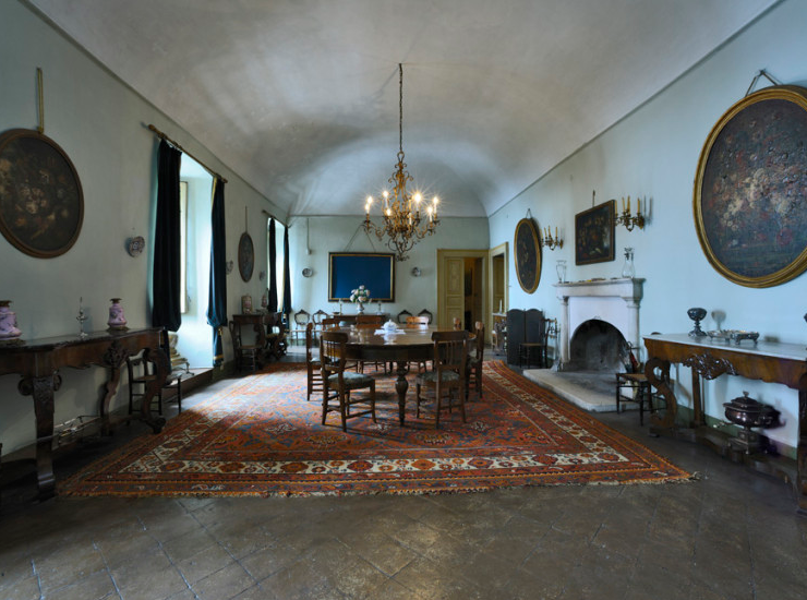 Palazzo Sipari, Pescasseroli