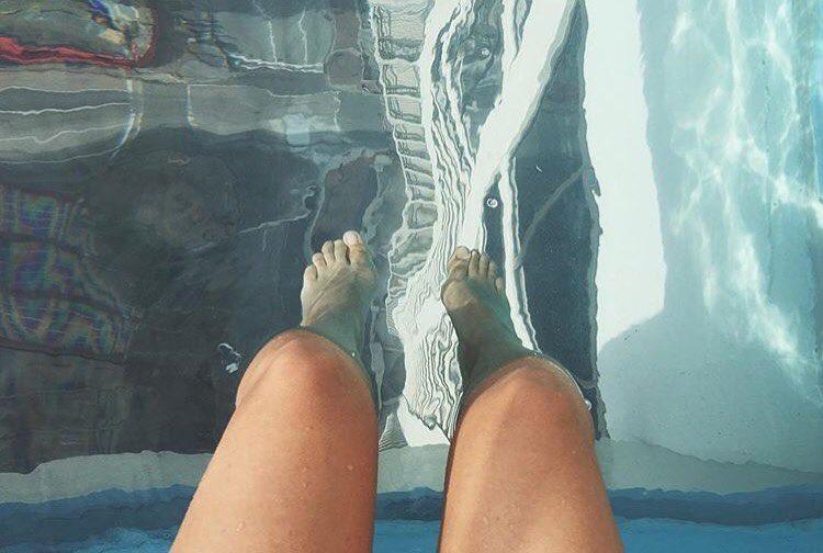 Nuotare a 150 metri dal suolo / Market Square Tower
