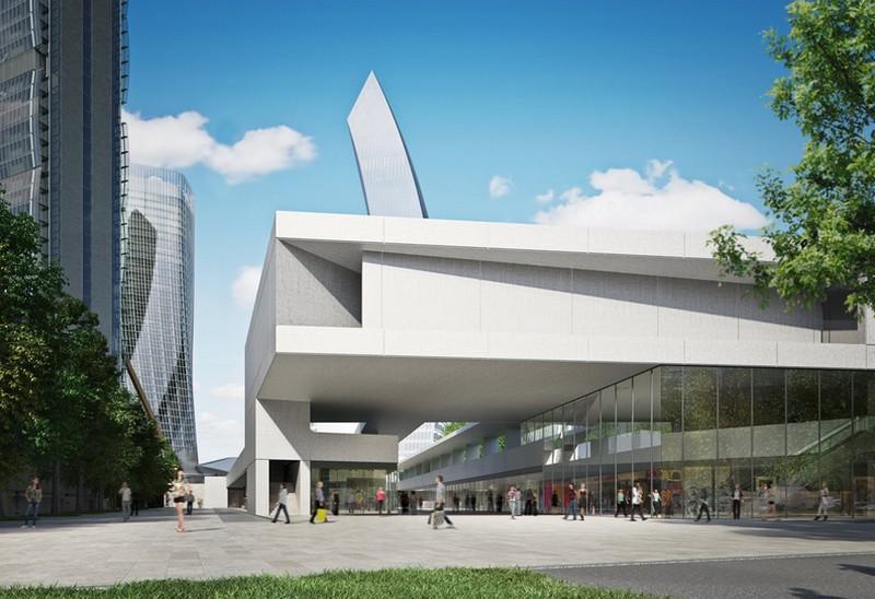 Lo Shopping District di Citylife ospiterà 100 esercizi commerciali / Shopping District Citylife