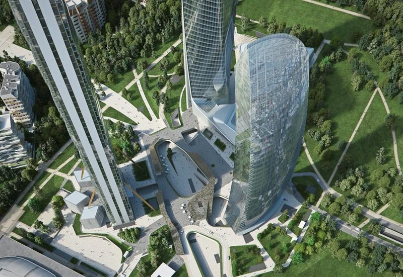 Lo Shopping District di Citylife aprirà a Milano il 30 novembre 2017 / Shopping District Citylife