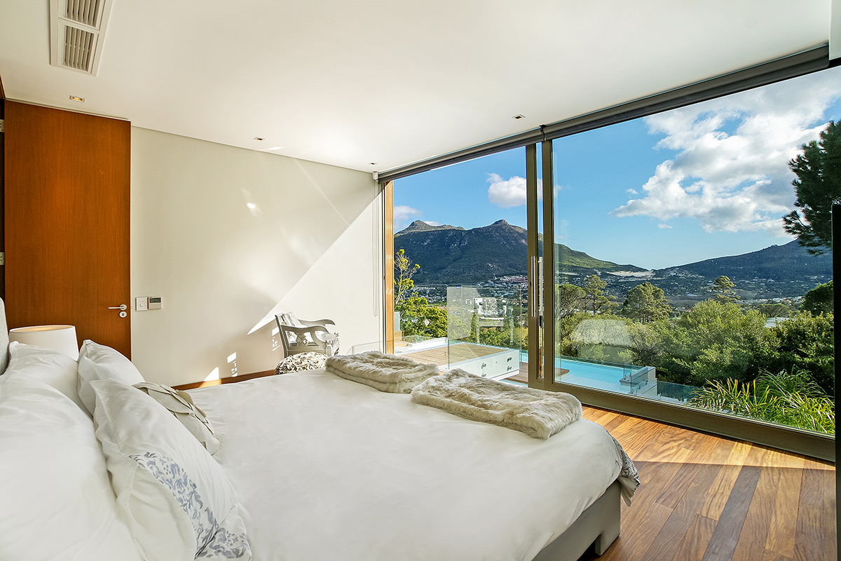 La casa si trova a Città del Capo (Sud Africa) / Luxury Retreats