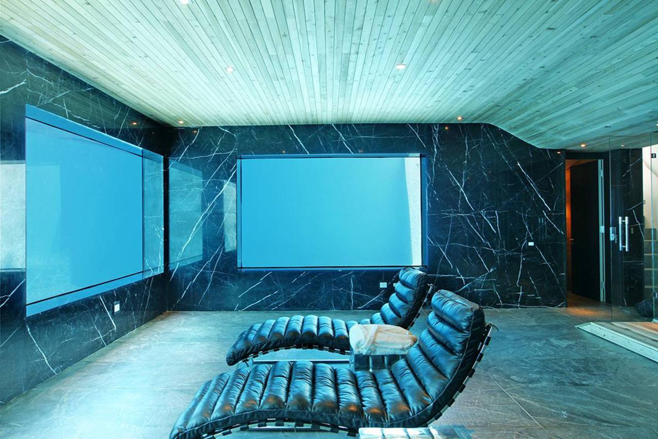 La casa può essere affittata per brevi periodi a partire da 1.000 euro a notte / Luxury Retreats