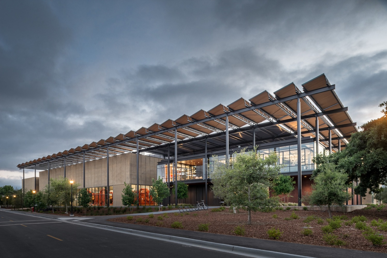Stanford University Central Energy Facility (Stanford, California – USA)