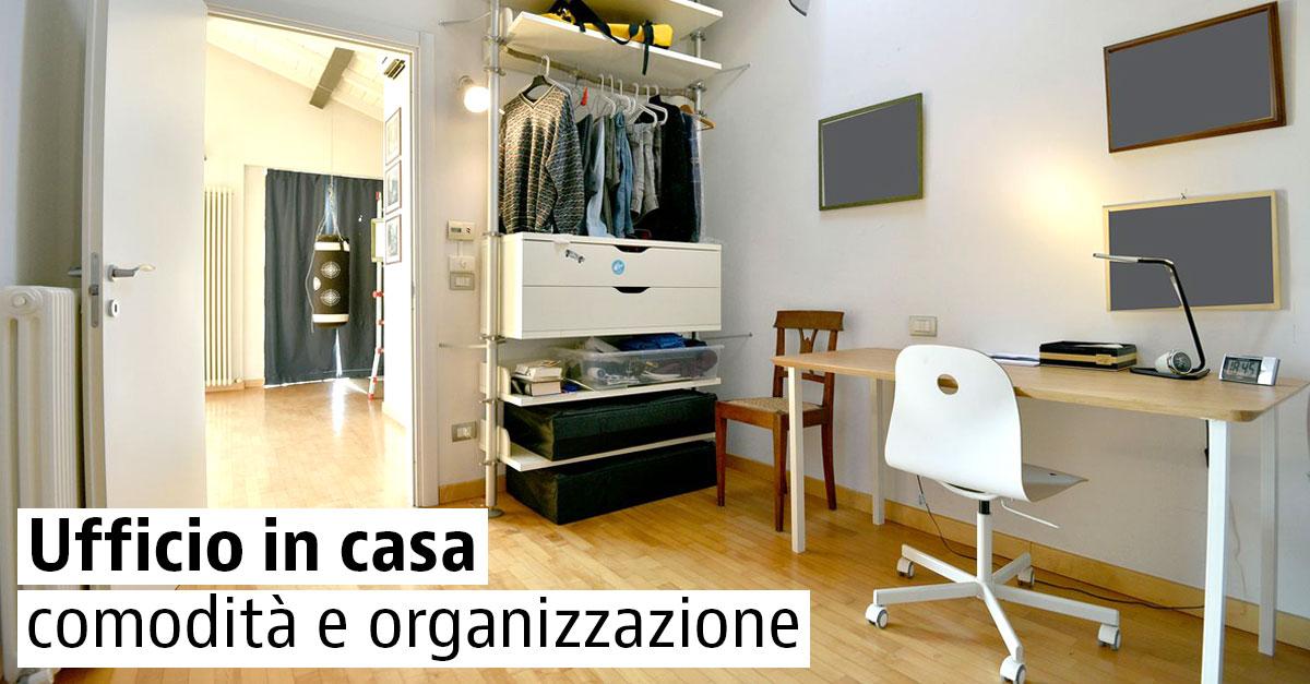 Loft con ufficio
