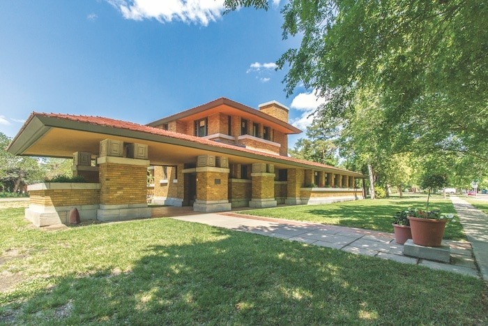 Allen Lambe House