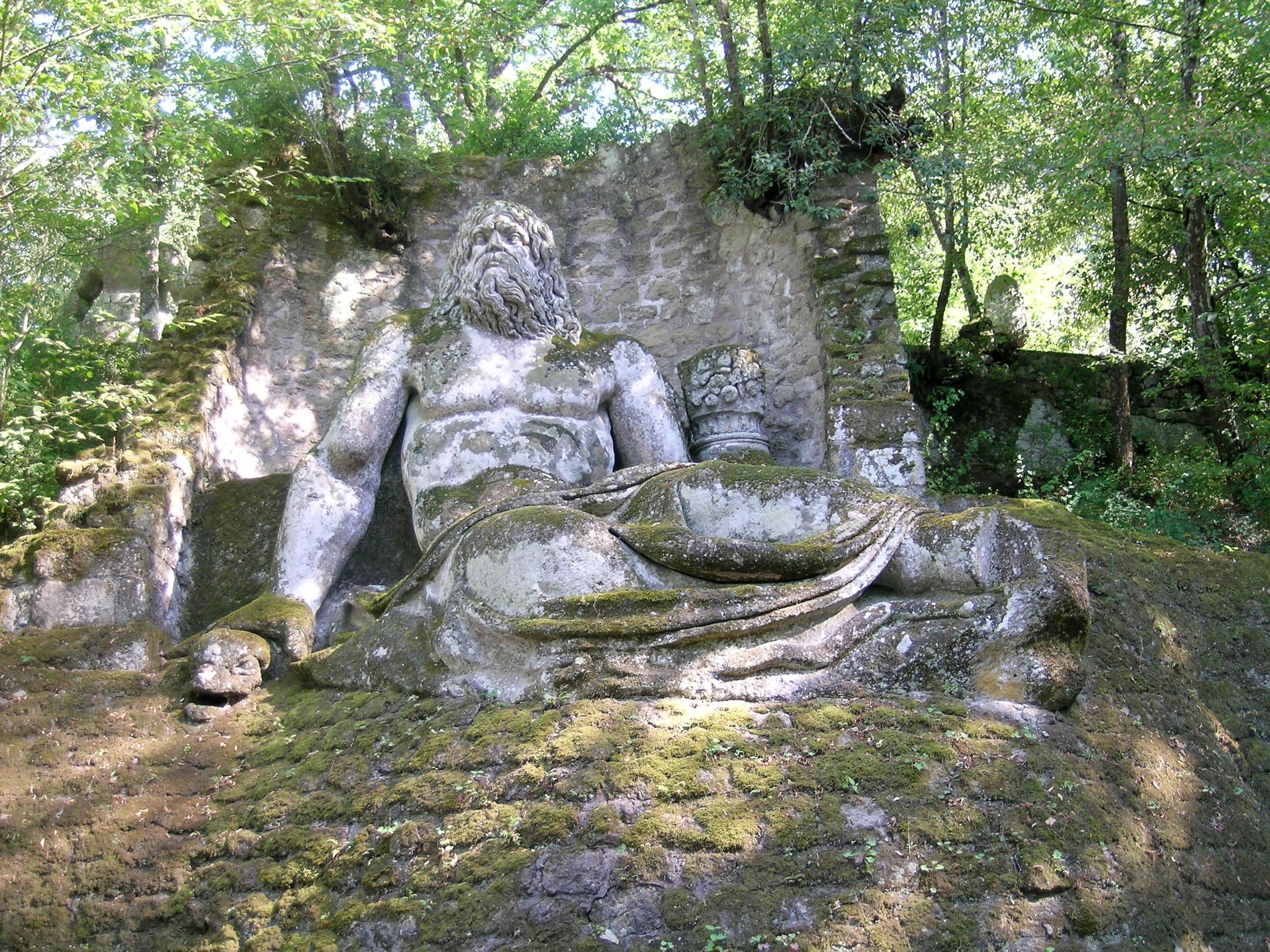 5 luoghi italiani unici al mondo