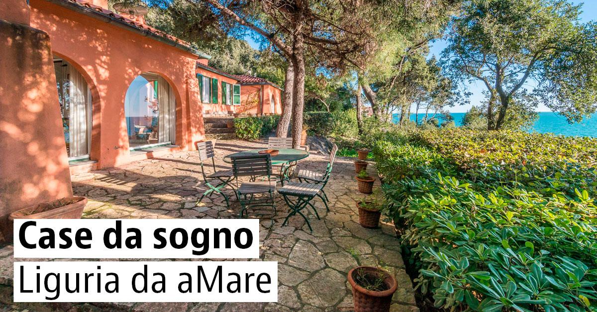 Case da sogno: Liguria da aMare
