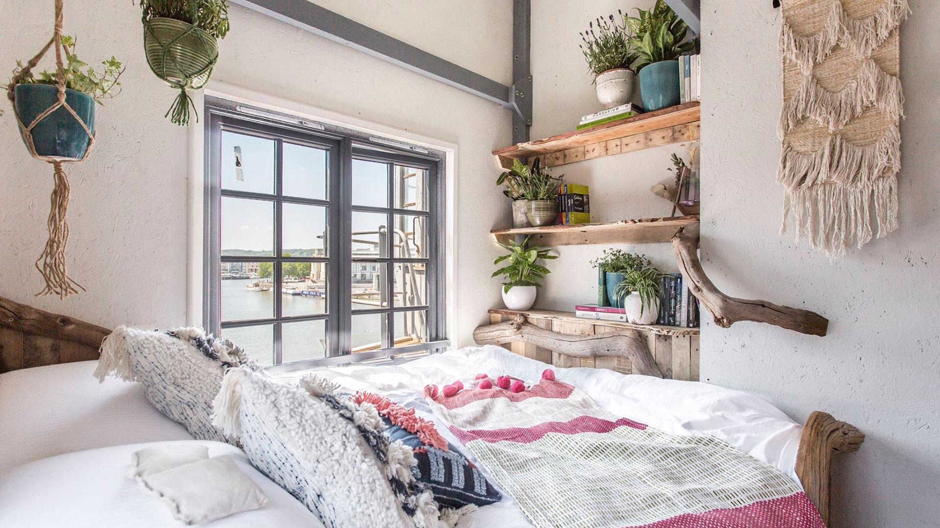 La camera da letto / Crane 29