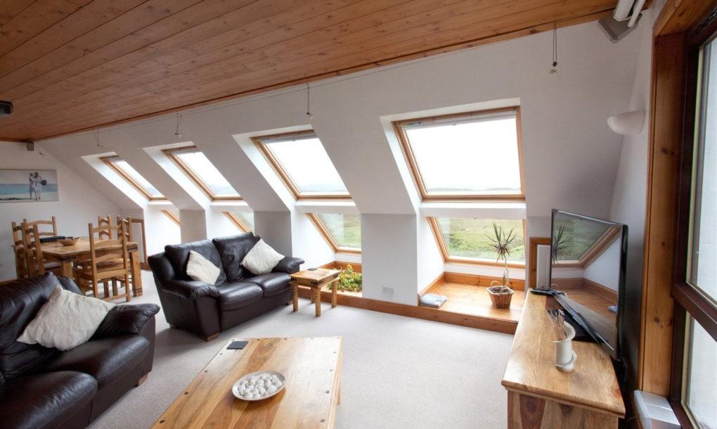 Il villaggio è composto da 5 case in vero stile scozzese / Strutt and Parker
