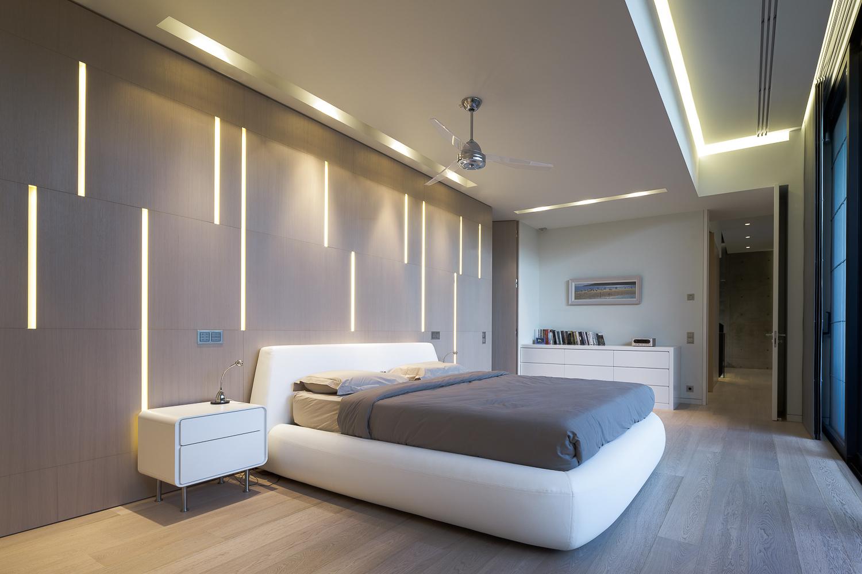 Una camera da letto / George Messaritakis