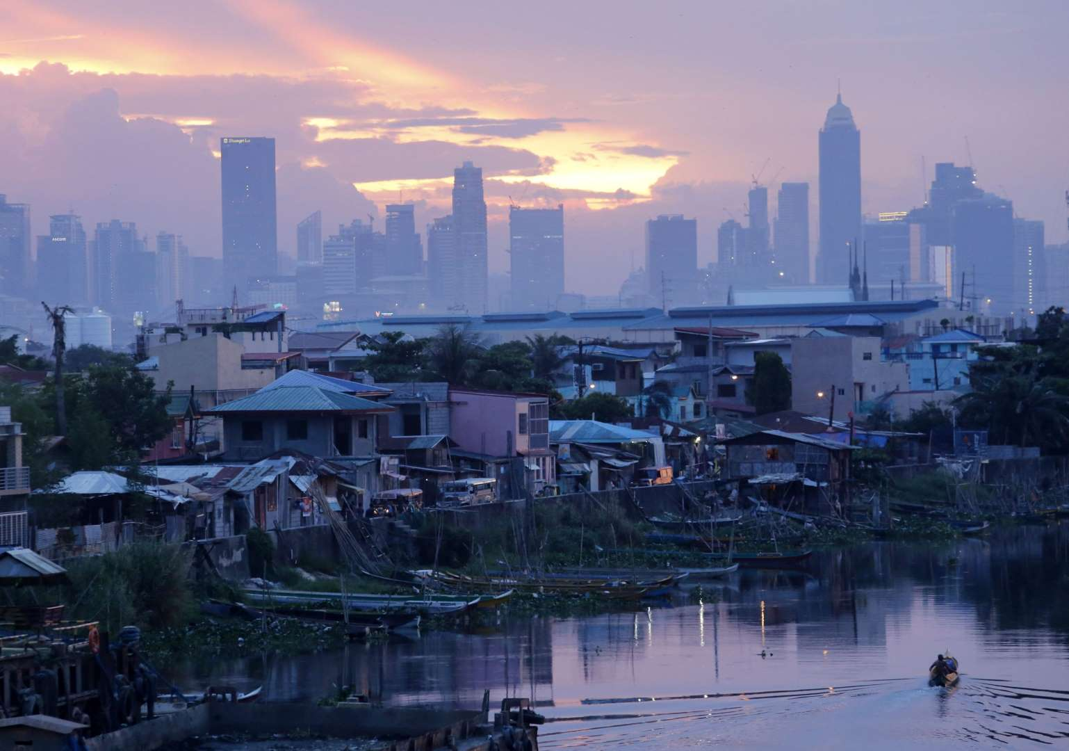 Manila, Filippina