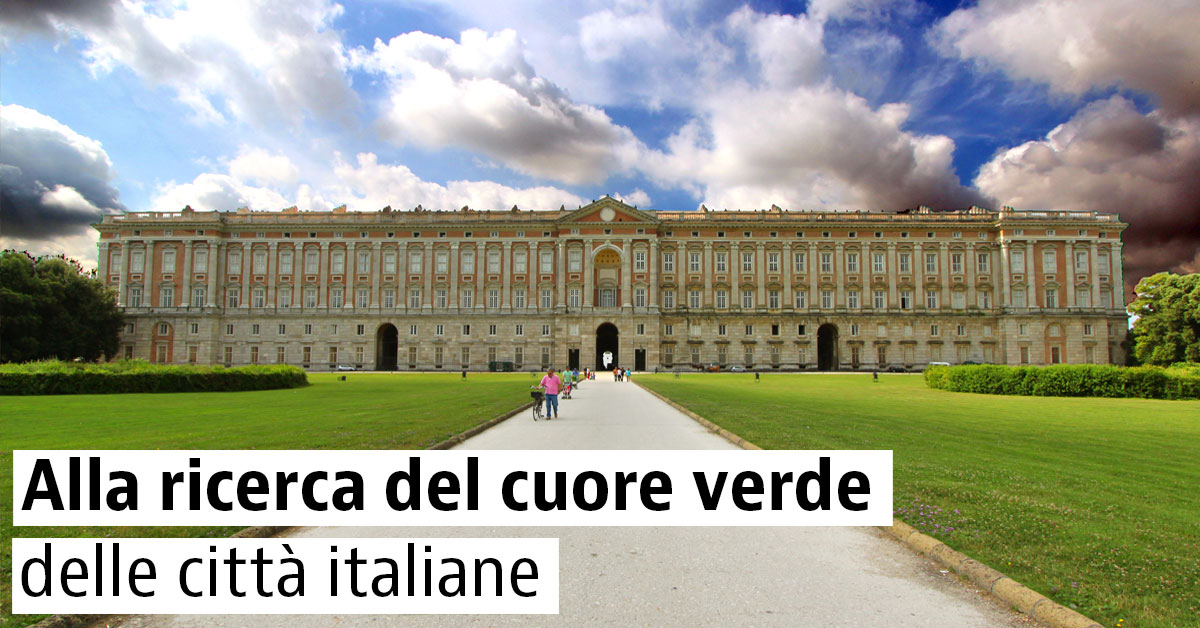 Alla ricerca del cuore verde delle città italiane