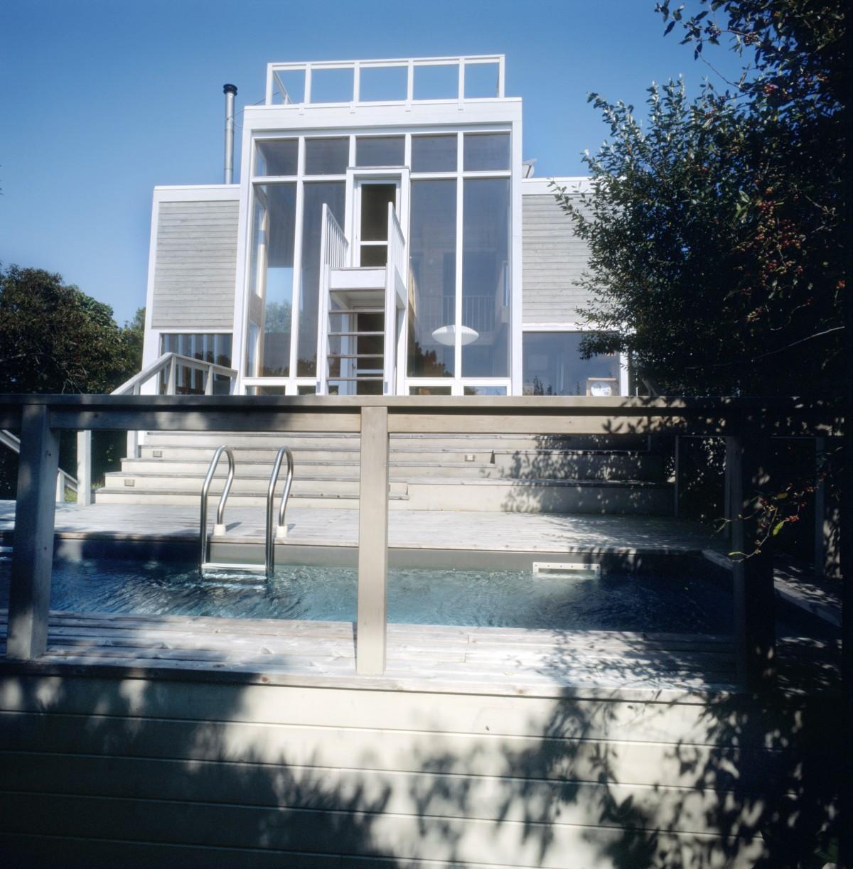 E' stata progettata dal famoso architetto americano Andrew Geller  / Vinnie Petrarca Fire Island Real Estate