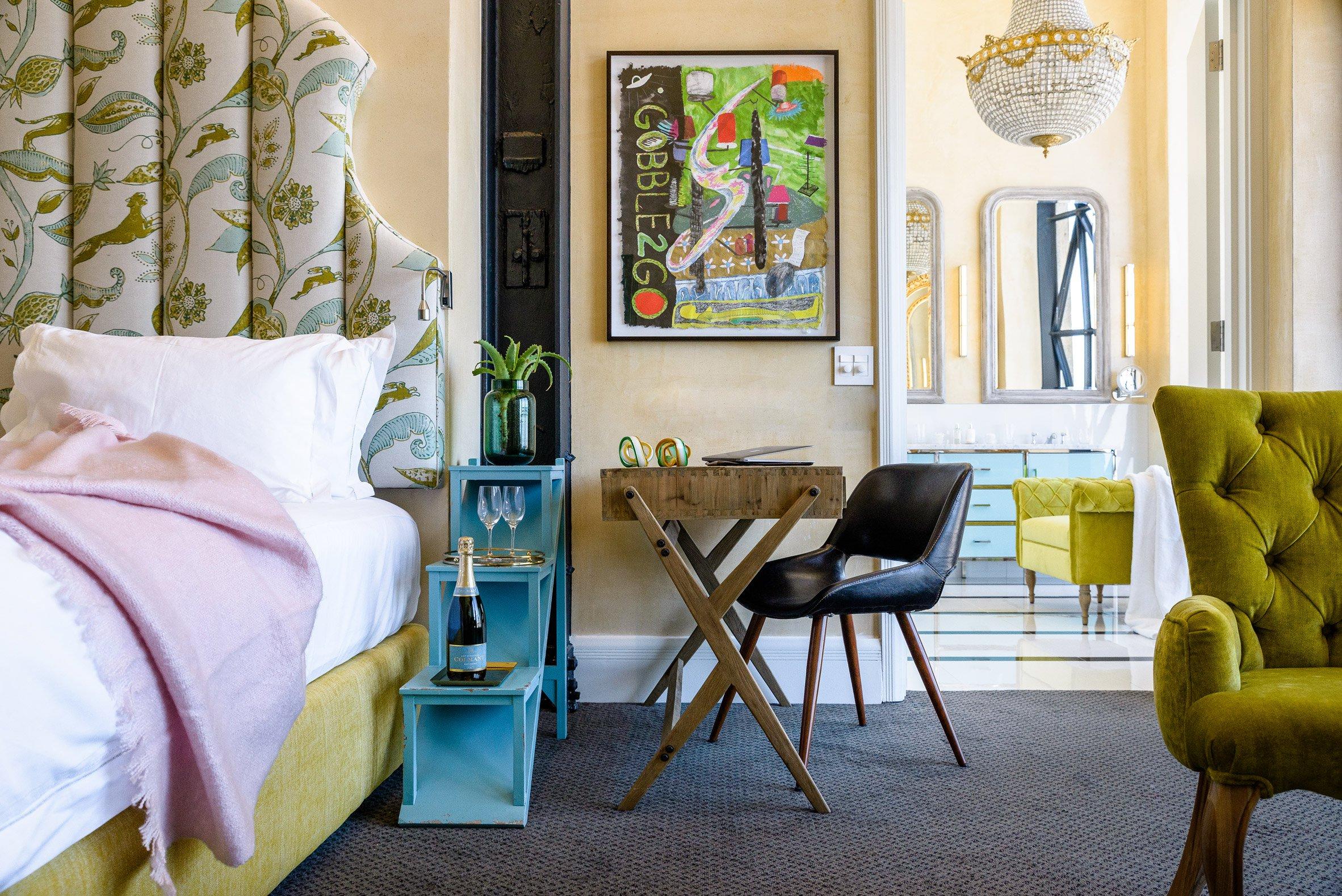 Il progetto è stato realizzato dallo studio Heatherwick / The Royal Portfolio hotel