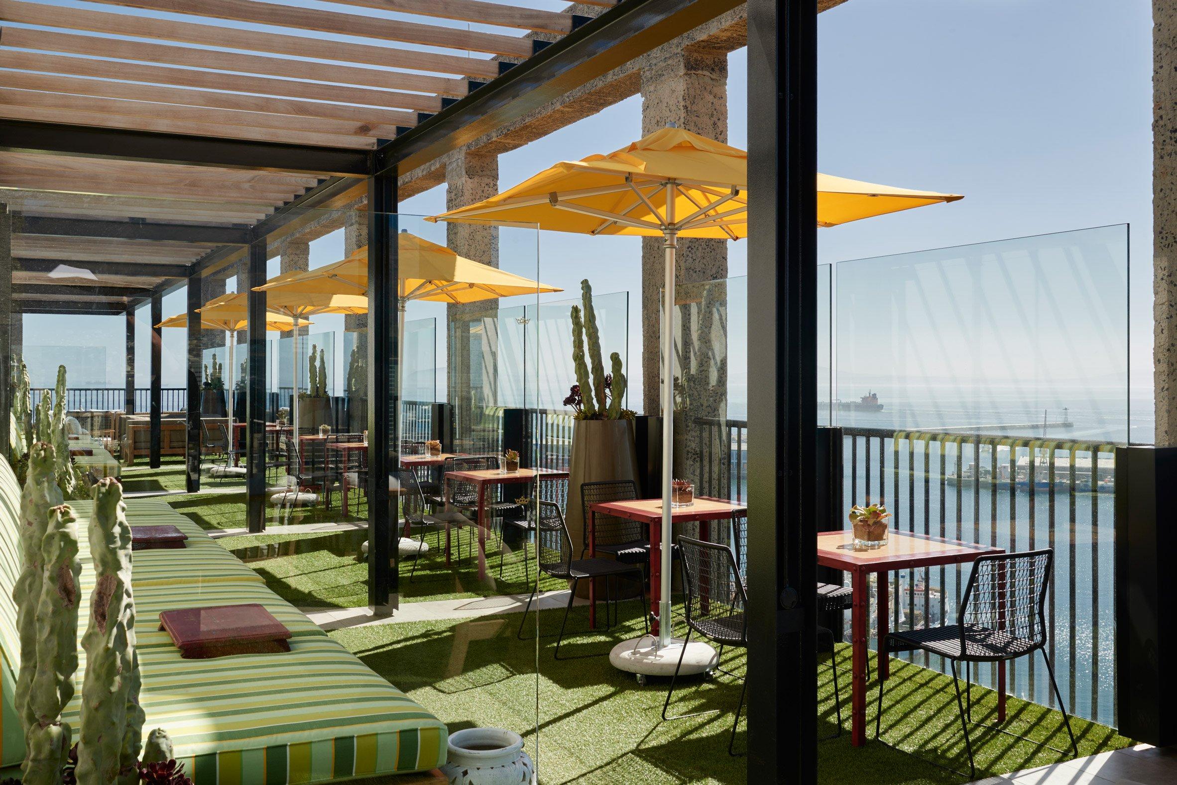 La terrazza / The Royal Portfolio hotel