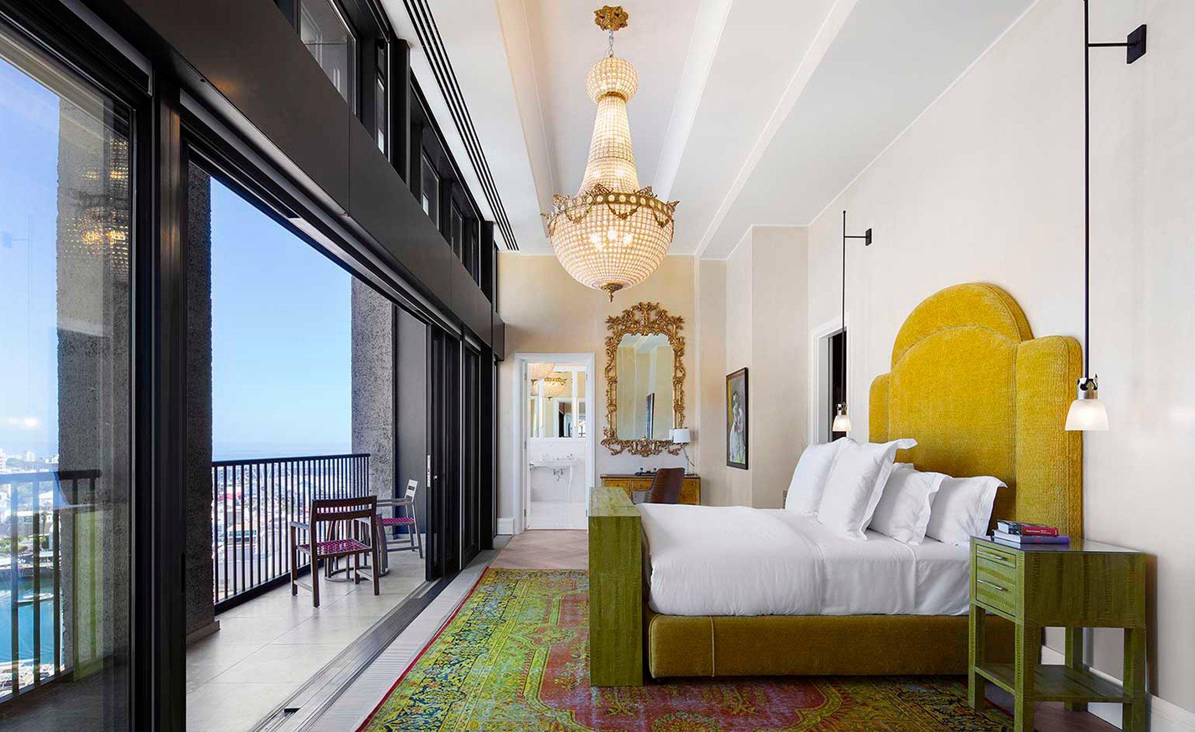 Una suite / The Royal Portfolio hotel