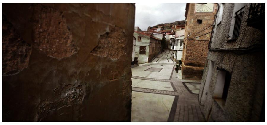 cinemascapes: google street view - Aragón, España
