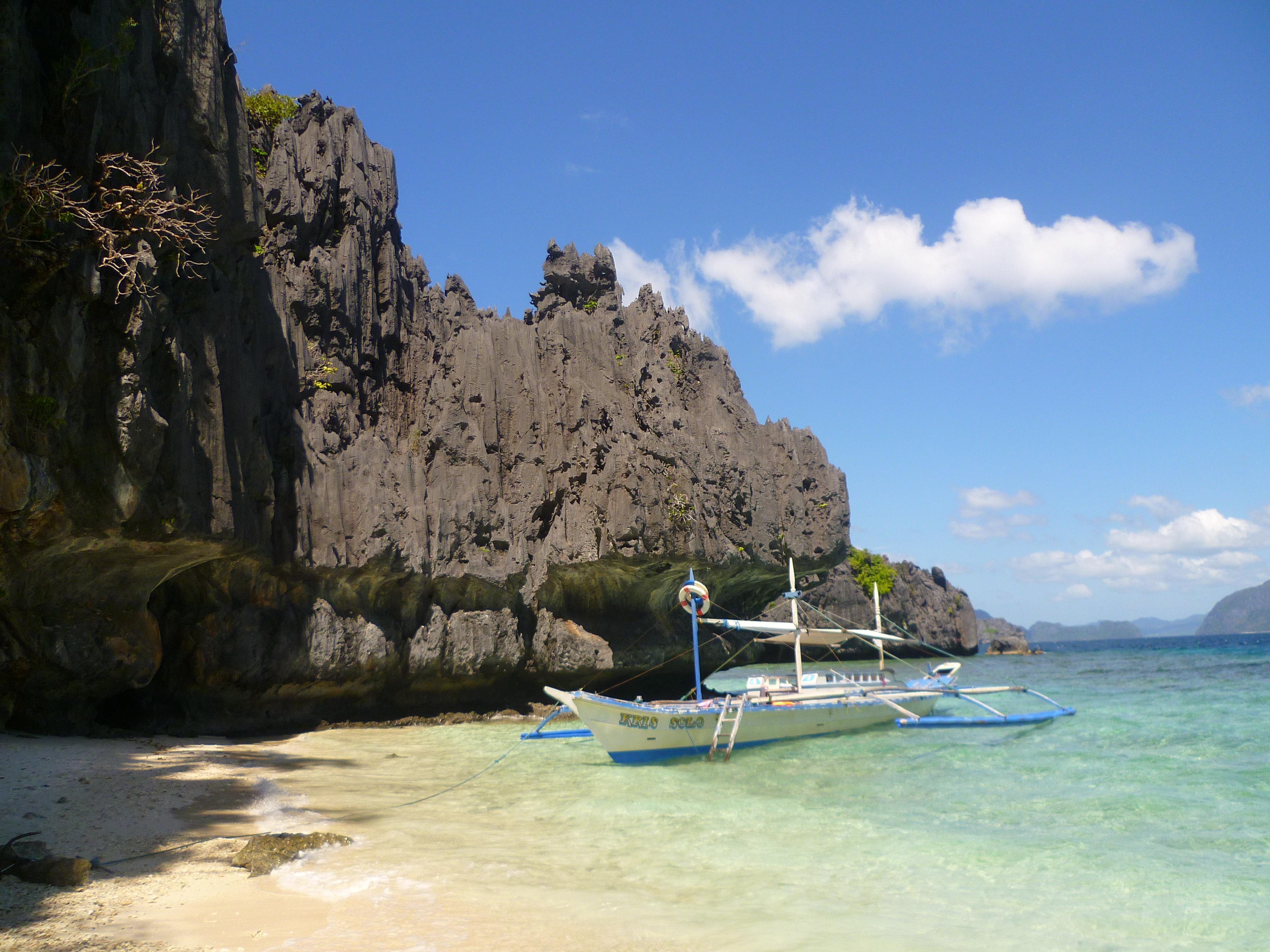 Palawan è una delle 7.107 isole che compongono le Filippine / Creative commons