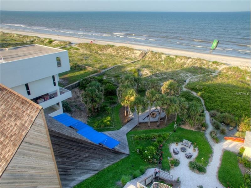 L'immobile è stato di proprietà dell'architetto William Morgan / Modern Sarasota