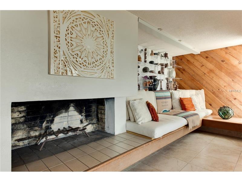L'architetto William Morgan ha progettato questa casa nel 1973 / Modern Sarasota