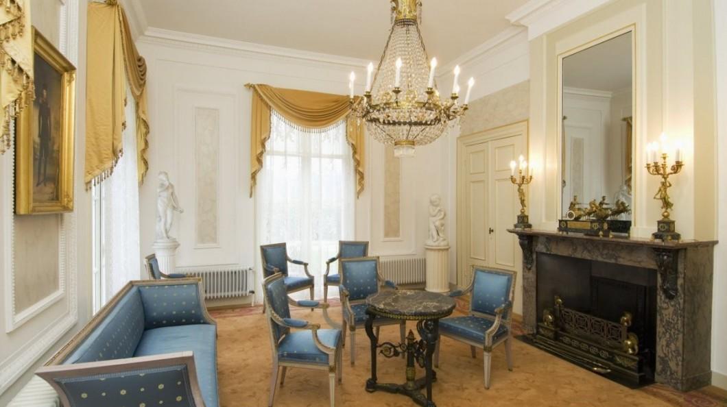 Il palazzo di Soestdijk  / Dinheiro Vivo