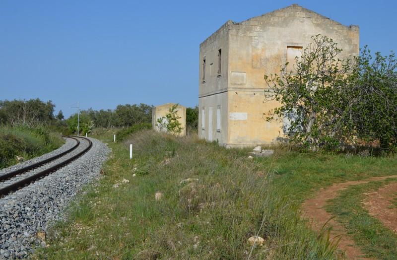 Casello Ferroviario, Toritto Bari (Puglia) / Agenzia del Demanio