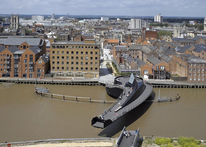 Scale Lane, di Mcdowell+Benedetti. Hull (Inghilterra)
