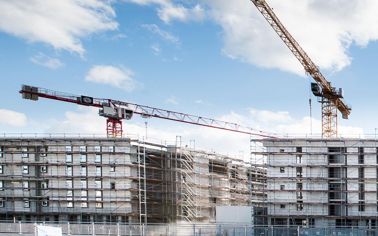 Heidelberg è pronta ad ospitare il più grande complesso residenziale passivo del mondo / Frey Architekten