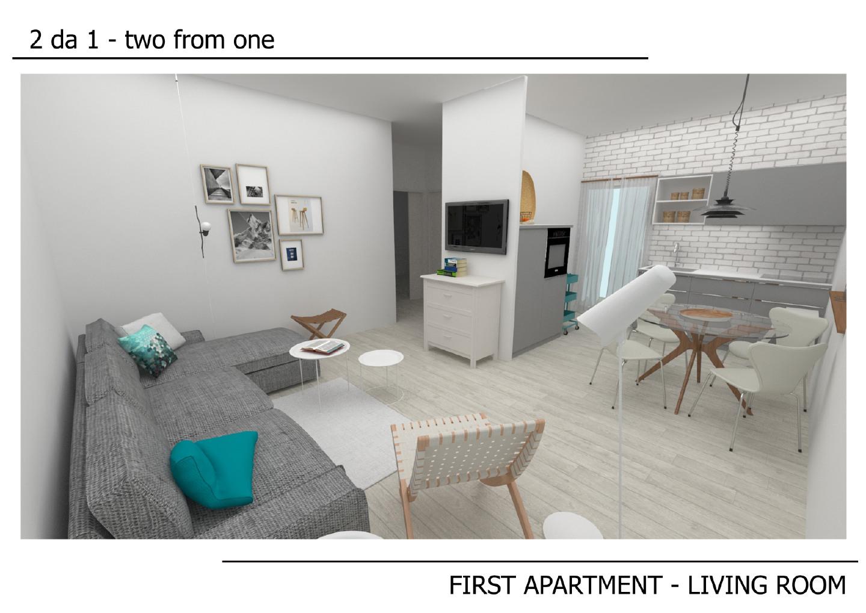 Come Dividere Una Casa In Due Appartamenti Idealista News