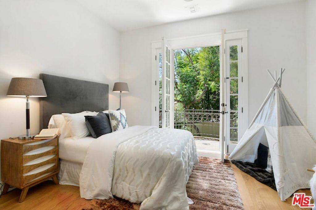 Molte delle camere dispongono di balcone / Rodeo Realty