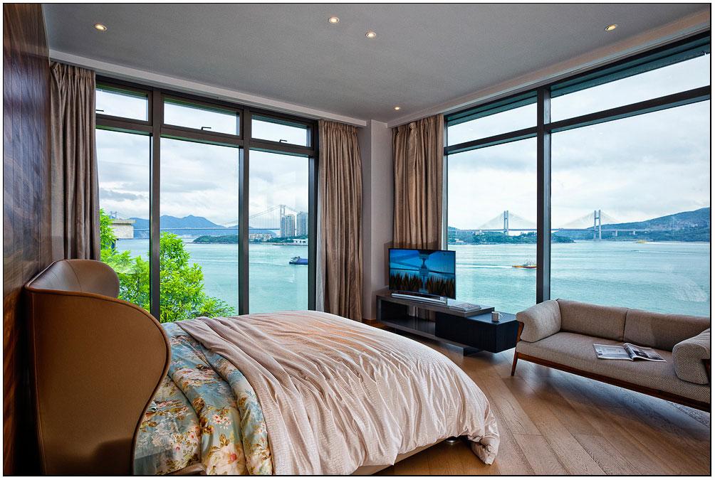 Un appartamento di lusso a hong kong per vivere come james for Piani di casa per 3 camere da letto 2 5 bagni