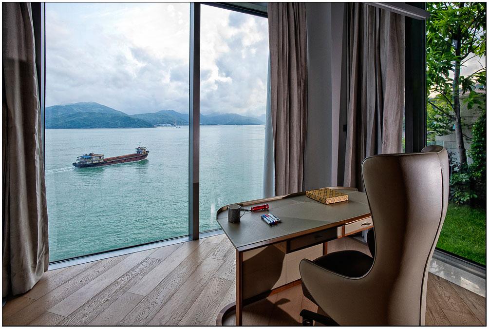 L'appartamento è stato rinnovato da Another Design International / Homedsgn